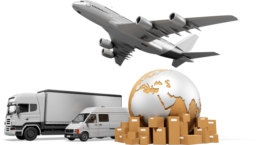 versand-transportmittel